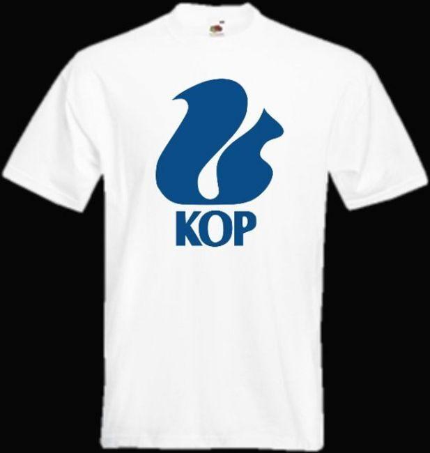 T-PAITA Kansallis-Osakepankki-painatus valitsemaasi paitaan