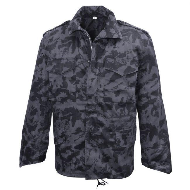 COMMANDO INDUSTRIES MAIHARITAKKI M65 Jacket Nightcamo