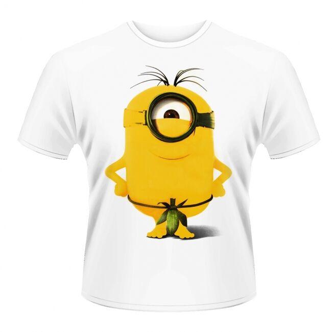 T-PAITA - MINIONS - GOOD TO BE KING  -painatus valitsemaasi paitaan