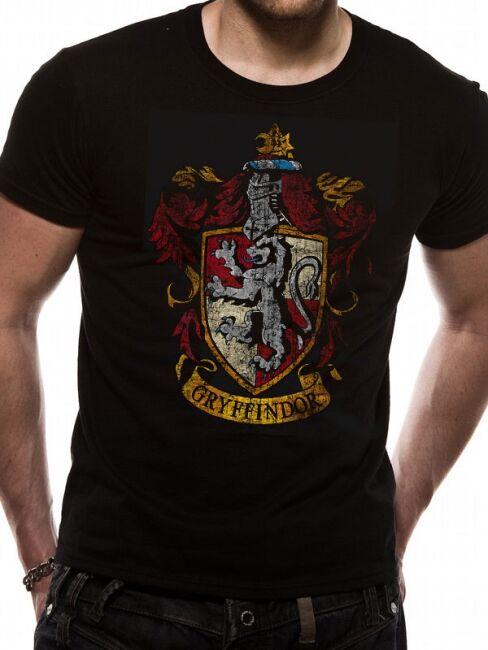 T-PAITA - HARRY POTTER - GRYFFINDOR  -painatus valitsemaasi paitaan