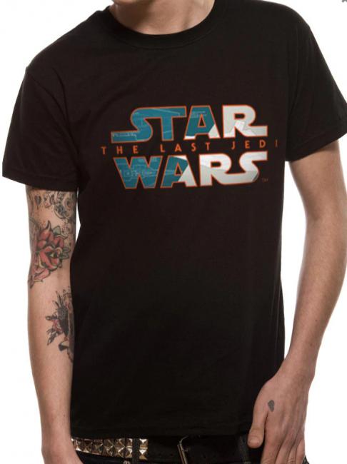 T-PAITA - STAR WARS - BLUEPRINT LOGO  -painatus valitsemaasi paitaan