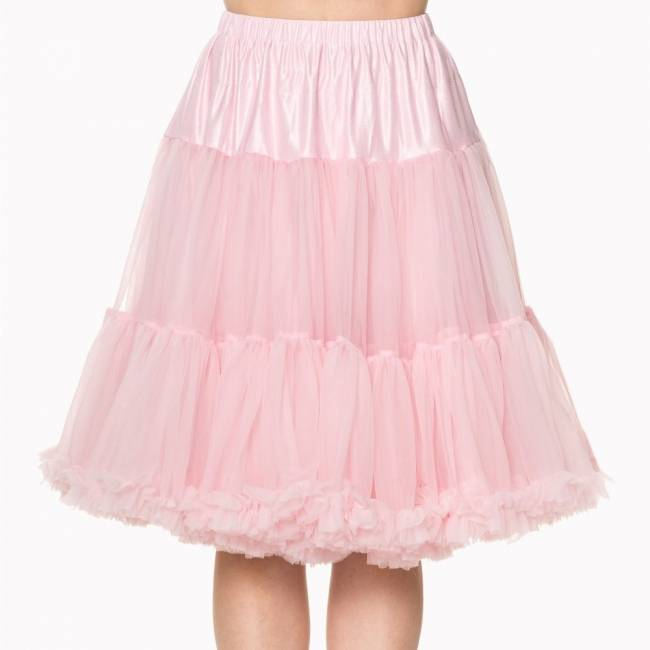 BANNED PETTICOAT Starlite - LIGHT PINK - BANNED