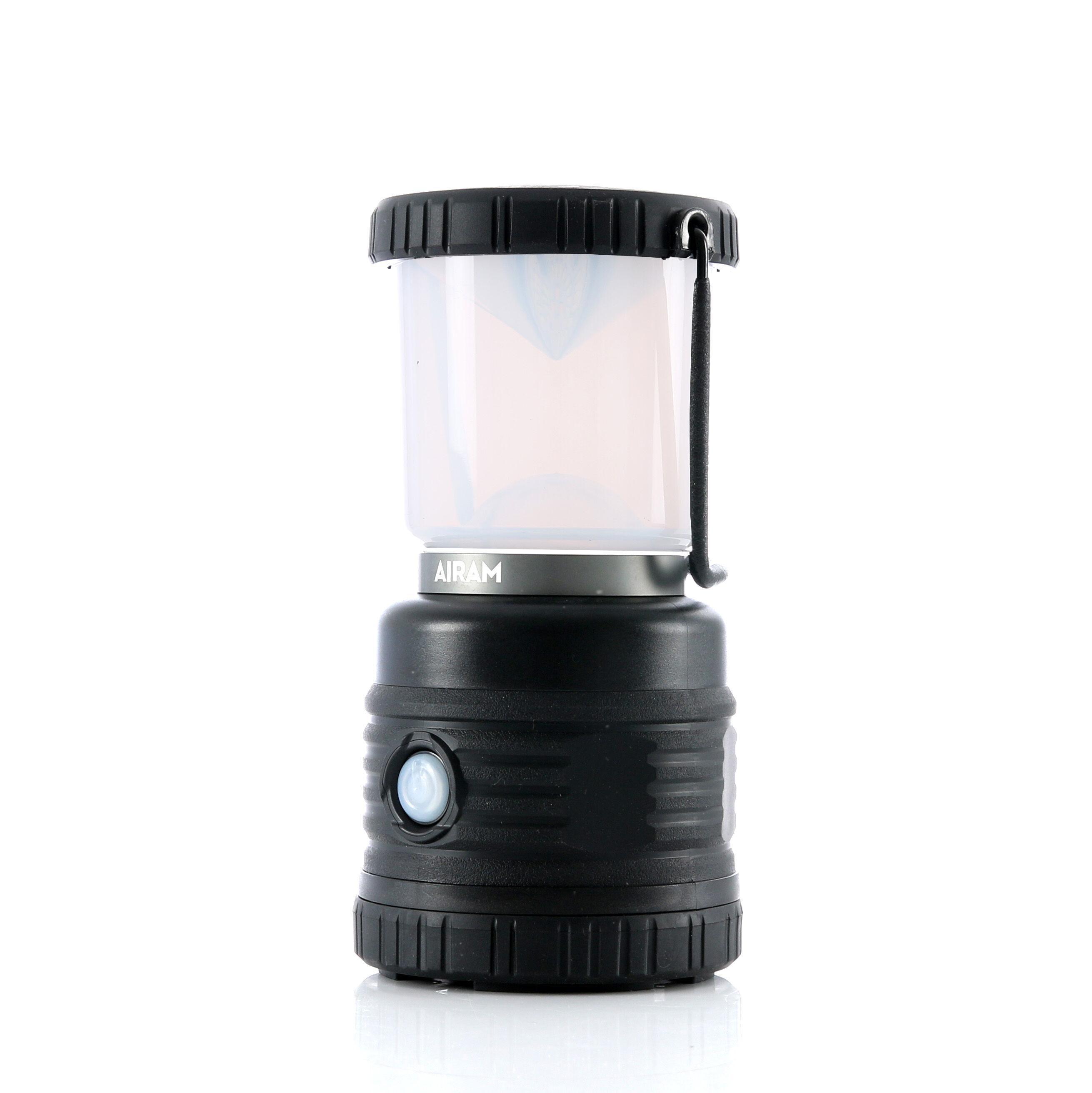AIRAM LED-lyhty, Airam Camper USB, 1000 lm