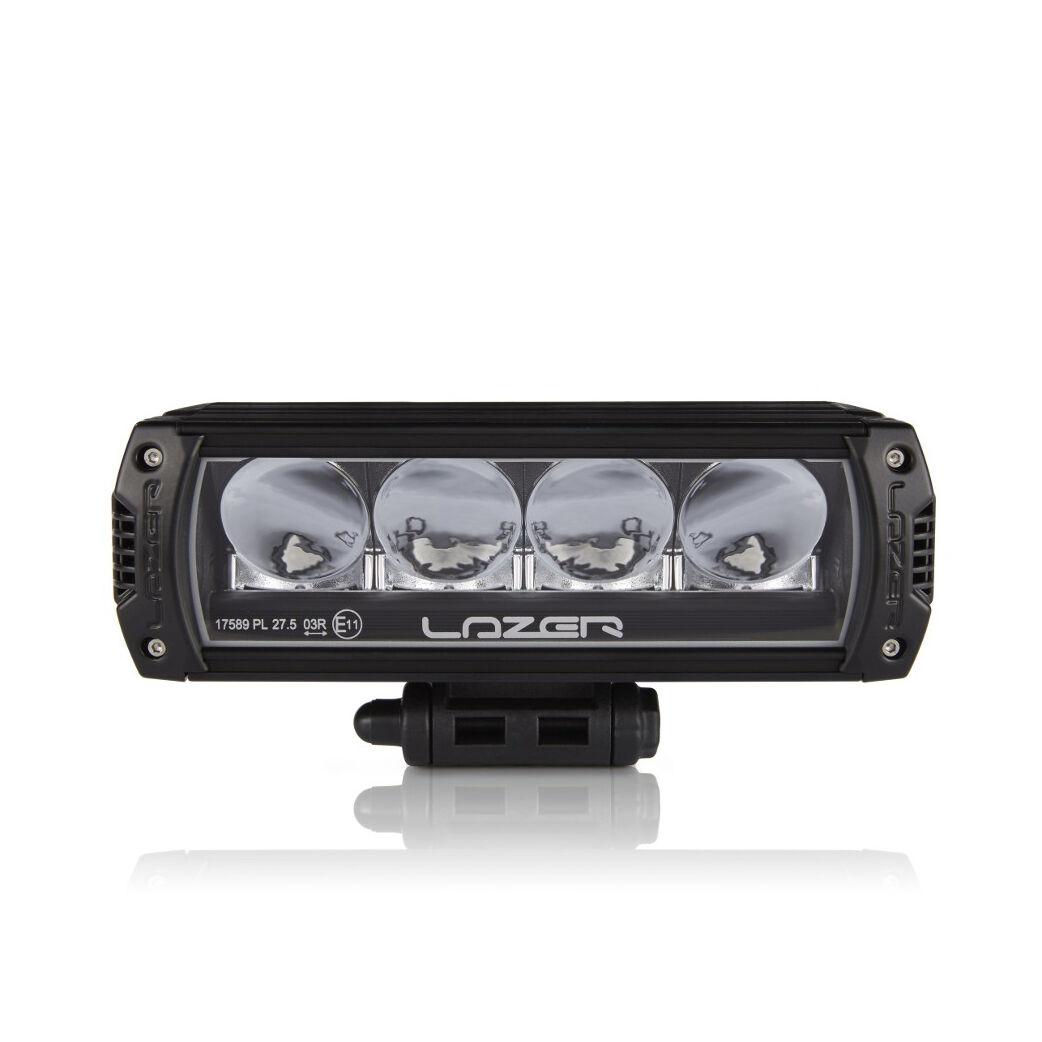LAZER Lisävalo Lazer Triple-R 750 - Suora / 22 cm / 40W / Ref. 27.5, 2 kpl - Täydellinen setti