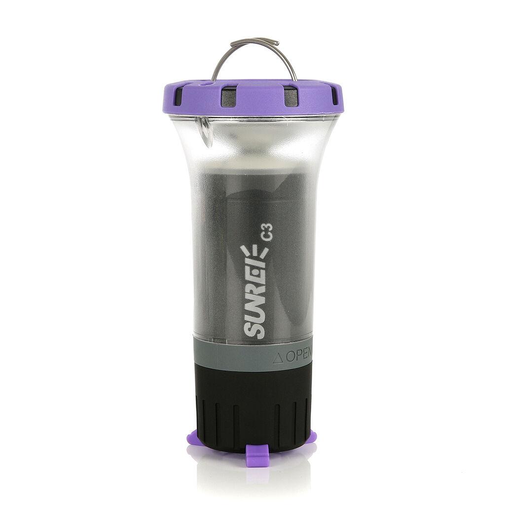 Sunree LED-lyhty / taskulamppu Sunree LED-lantern C3, 190 lm