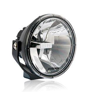 X-Vision Lisävalo X-Vision Meteor - Pyöreä / 17 cm / 24 W / Ref. 27.5, 2 kpl - Täydellinen setti