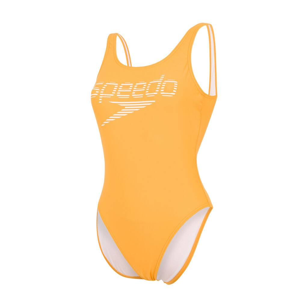 Speedo Placement deep u-back 1 piece Naisten uimapuku