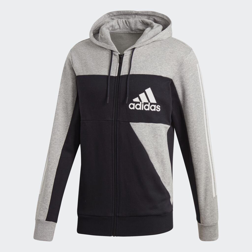 adidas Sid fz brand hoodie m