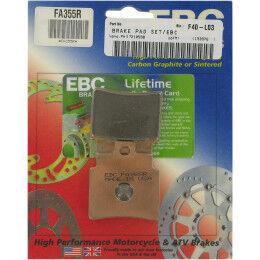 EBC BRAKE PADS EBC FA355R