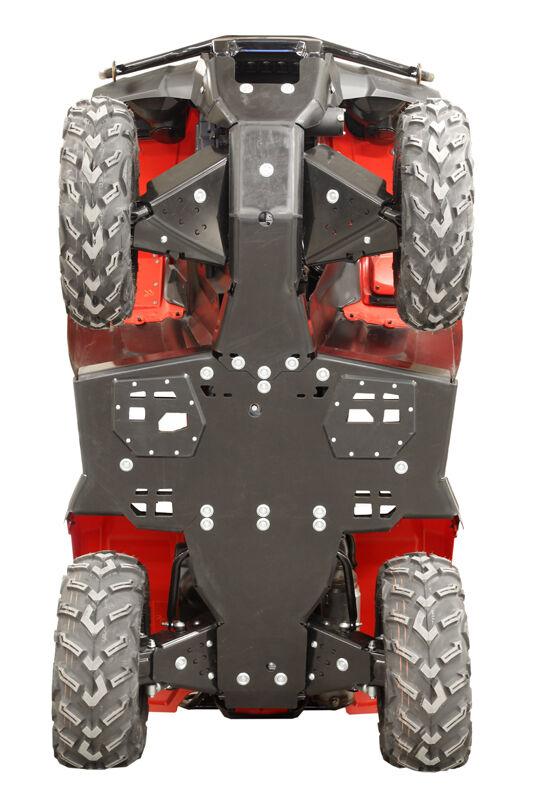 Iron baltic Pohjapanssarisarja (muovi): Rancher / Rubicon: Honda TRX 420 FA6 (IRS): Honda TRX 500 FA6 FA7 (IRS): Honda TRX 420 FA6 (IRS), TRX 500 FA (IRS
