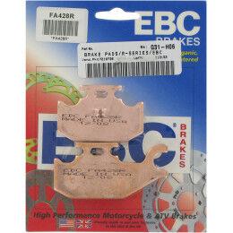 EBC BRAKE PAD EBC FA428R