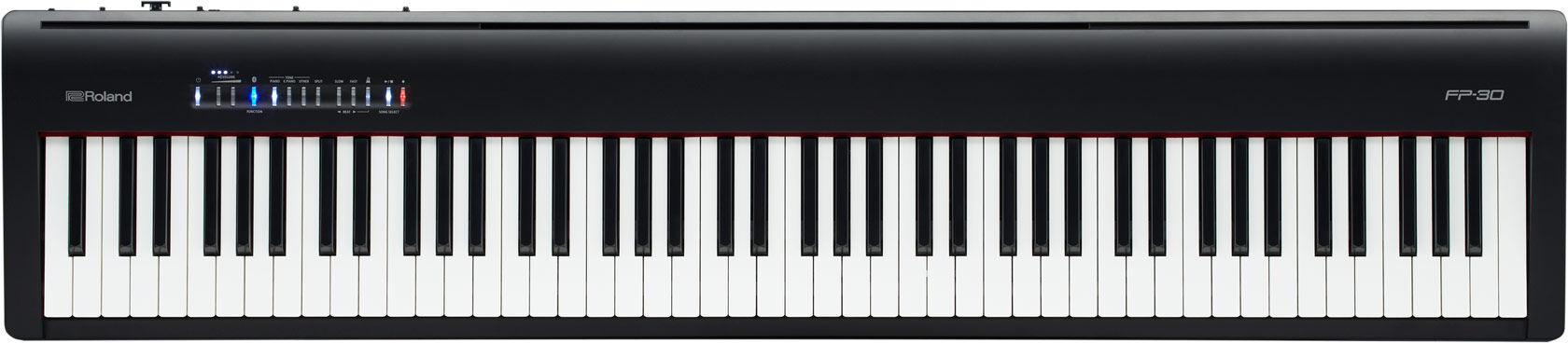 Roland FP-30 Musta