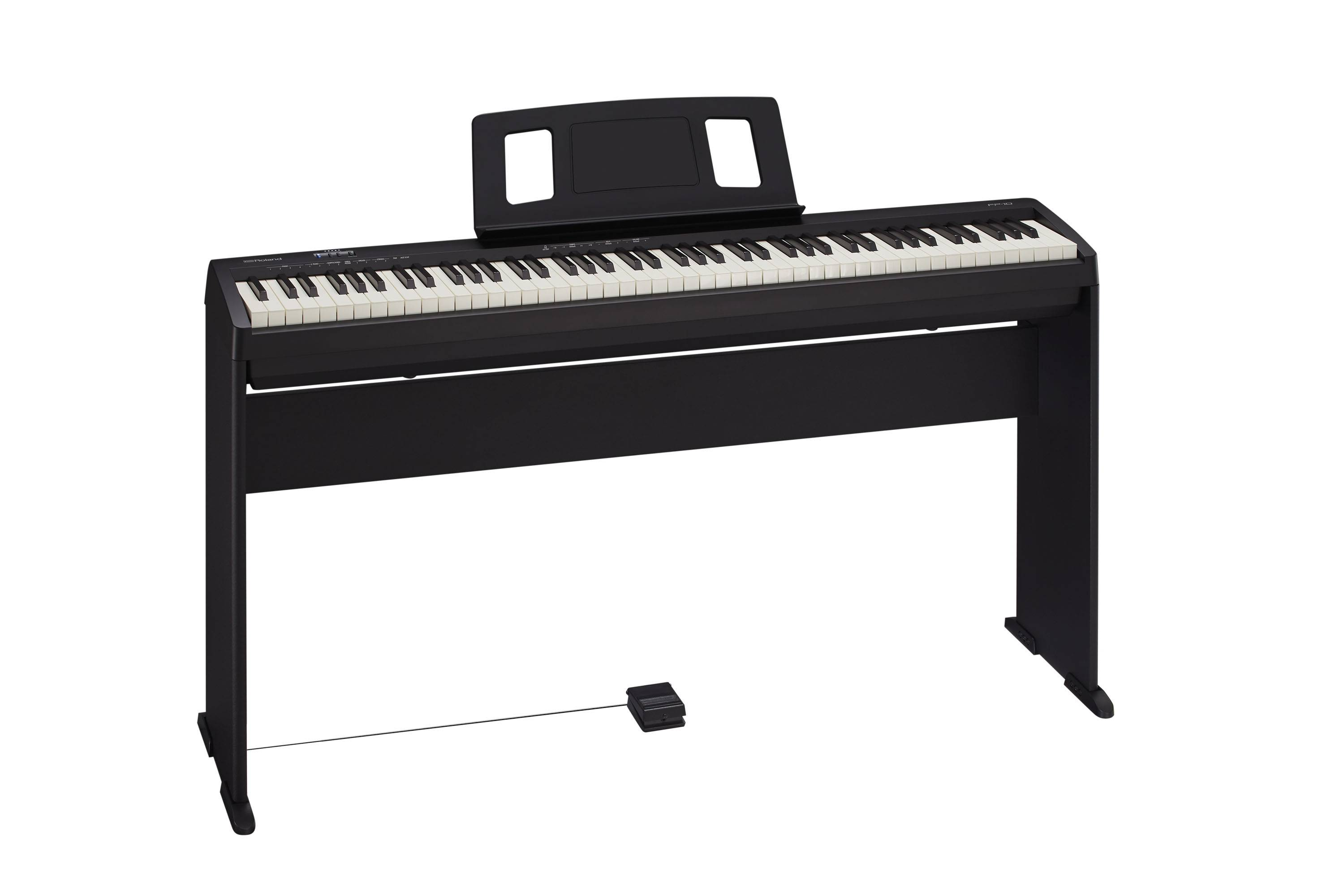 Roland FP-10 + Stand (KSC-10) Digital Piano