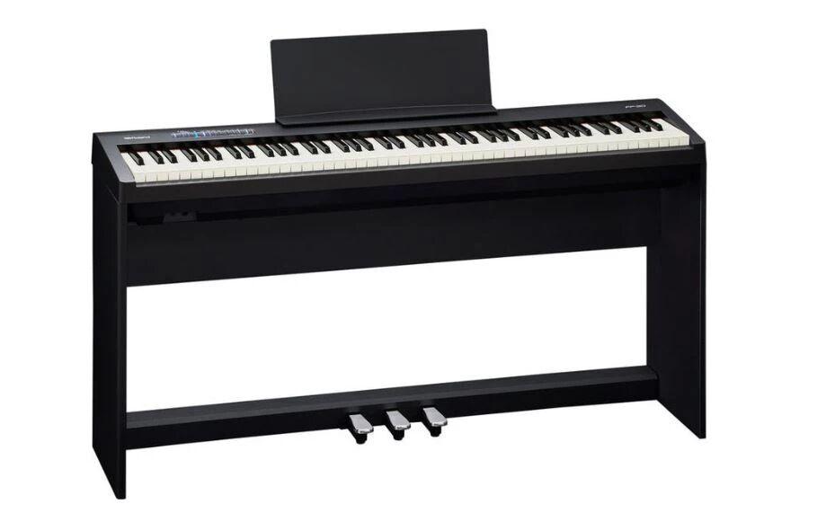 Roland FP-30 Black Set (KSC-70 + KPD-70)