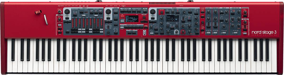 Nord Clavia Nord Stage 3 88 Stage Piano