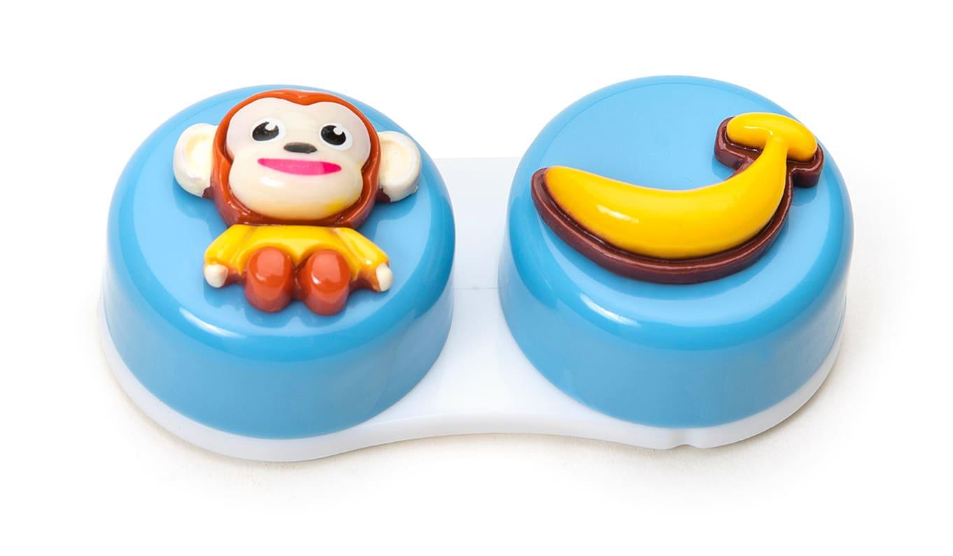 Ningbo Kaida Lens Case Monkey Blue Tarvikkeet