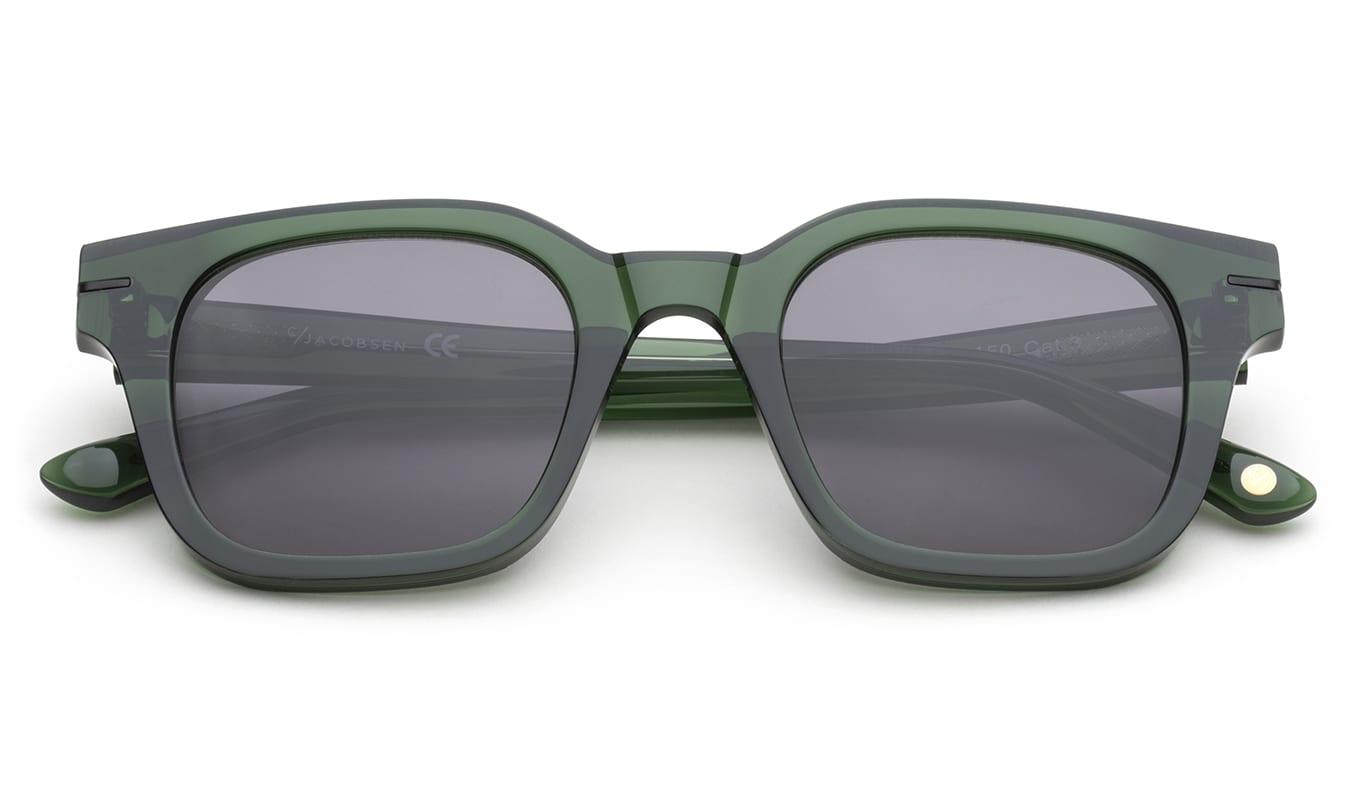 C.Jacobsen Atrium - Dark Green Crystal Dark Aurinkolasit