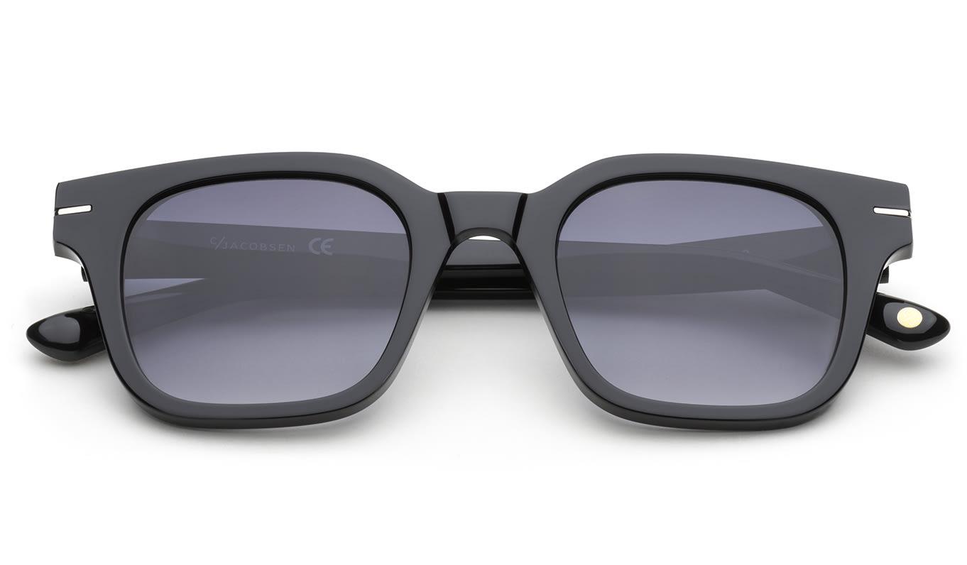 C.Jacobsen Atrium - Shiny Black Gradient Aurinkolasit