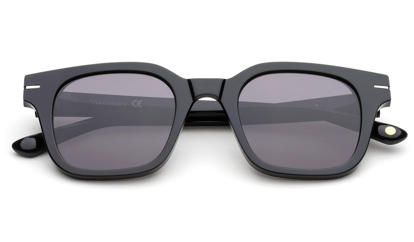 C.Jacobsen Atrium - Shiny Black Dark Aurinkolasit