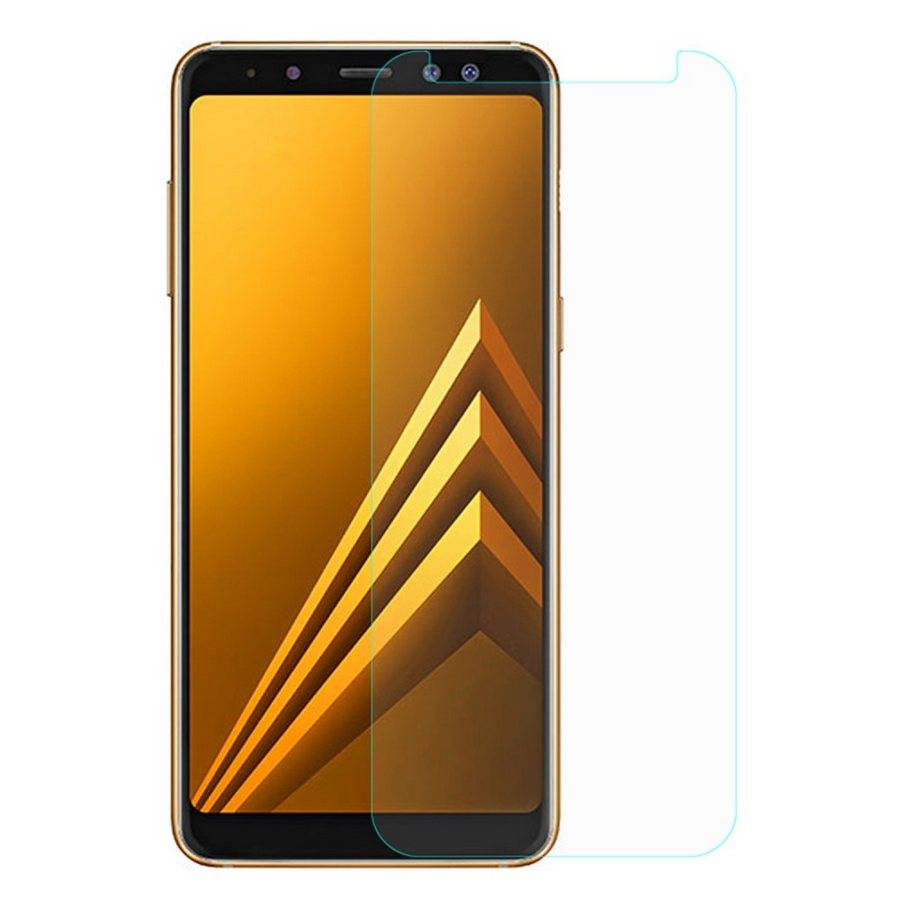 Image of Puhelimenkuoret.fi Samsung Galaxy A8 (2018) Panssarilasi 0,3mm