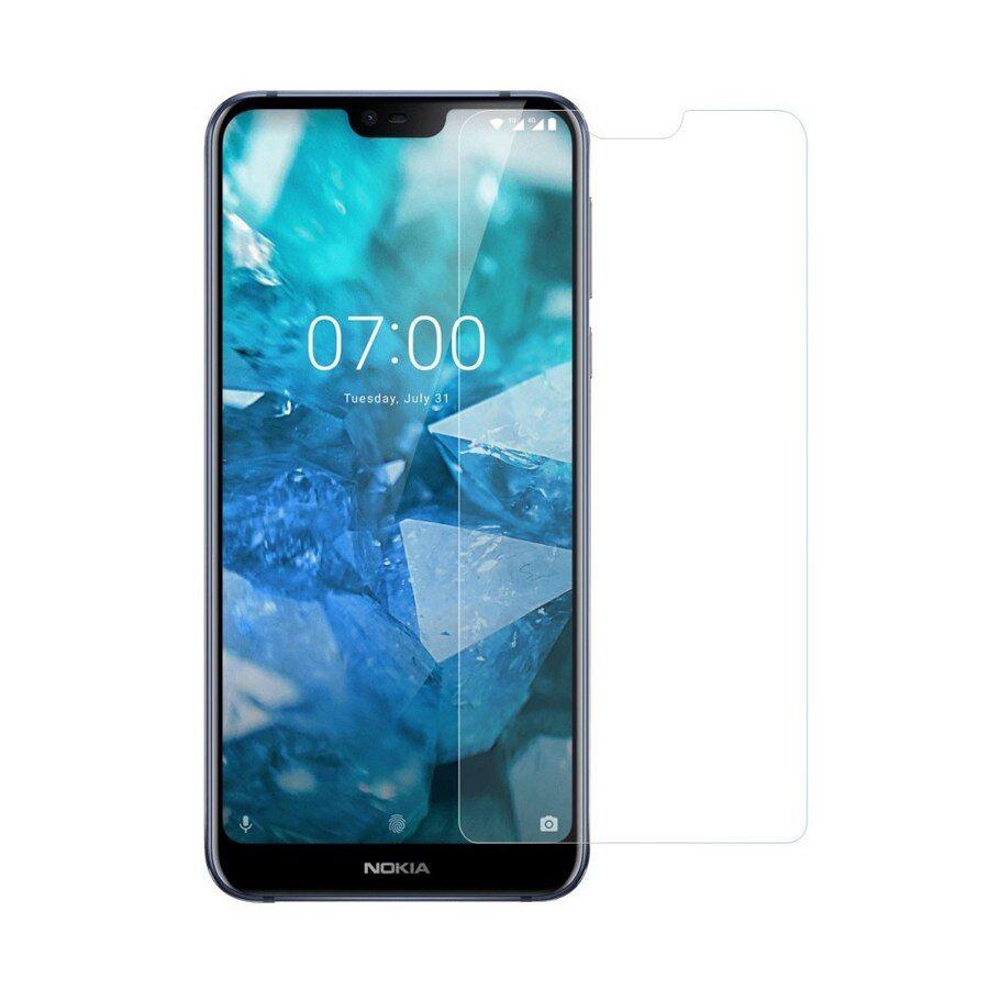 Image of Puhelimenkuoret.fi Nokia 7.1 (2018) Panssarilasi Näytönsuoja 0,3mm