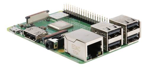Raspberry Pi 3 Model B+ Yhden Piirilevyn Tietokone, BT, Wi-Fi, PoE