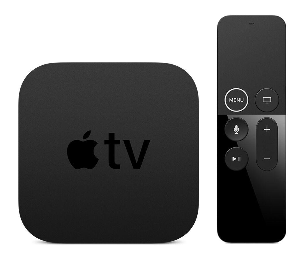 Apple TV, 4. Polvi, 32GB
