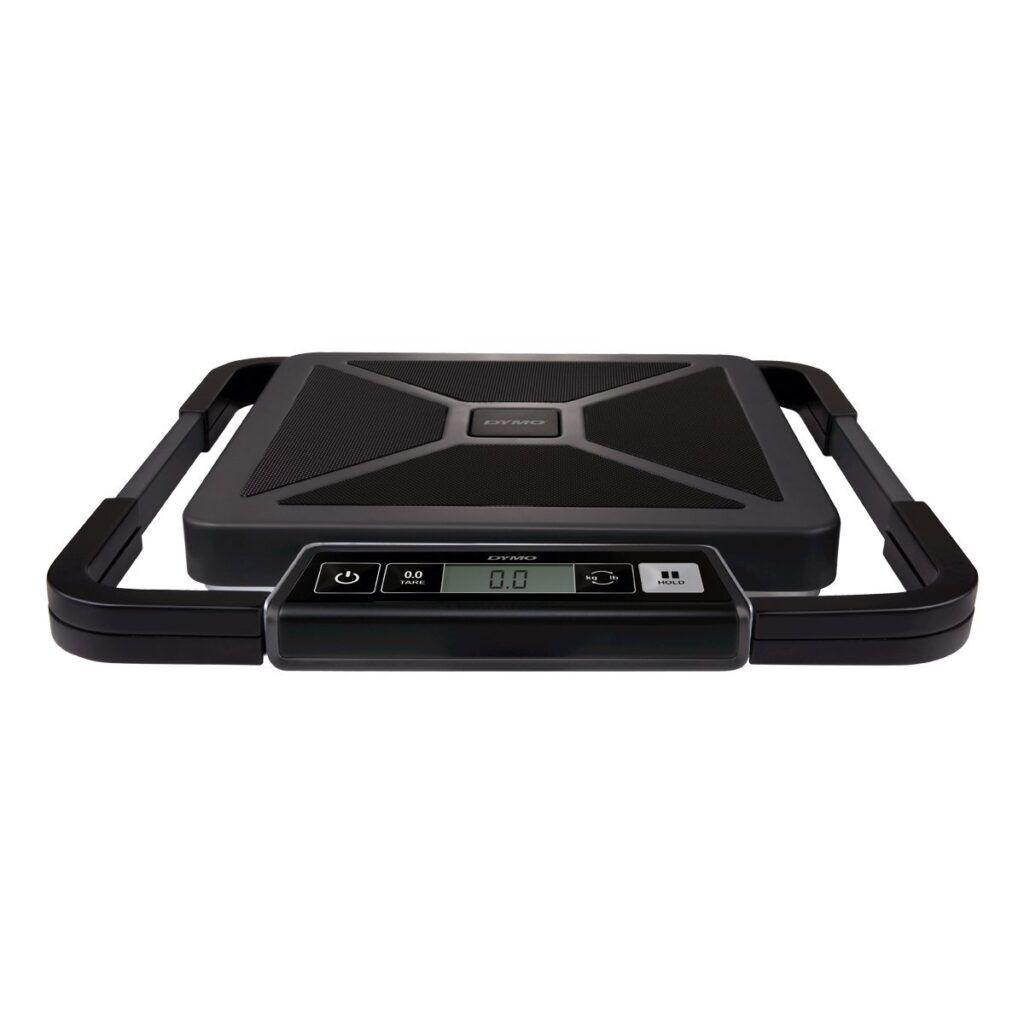 Dymo S50 Pakettivaaka, Digitaalinen Näyttö, USB, 50kg, Musta