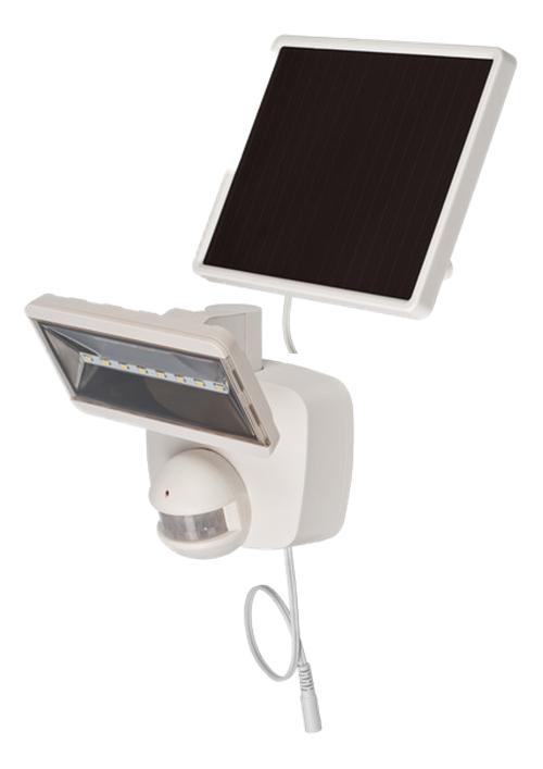 Brennenstuhl Solar LED Light SOL 800 IP44, PIR Sensor, White
