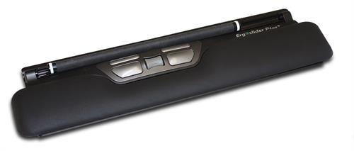 Noname Ergoslider Plus+,sis.rak.hiiri 5 Painiketta+rulla, 800 DPI, USB, Musta