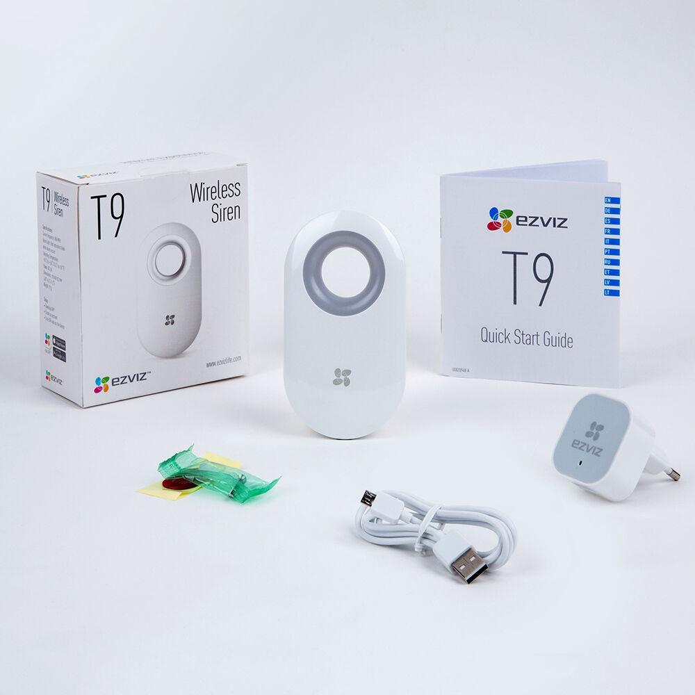 EZVIZ T9 Wireless Indoor Siren