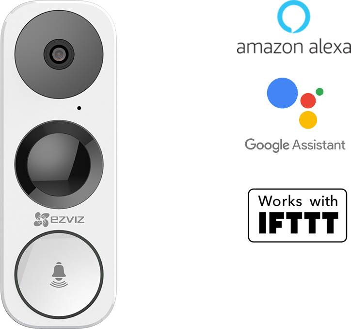 EZVIZ DB1 Smart Video Doorbell/Ovikello