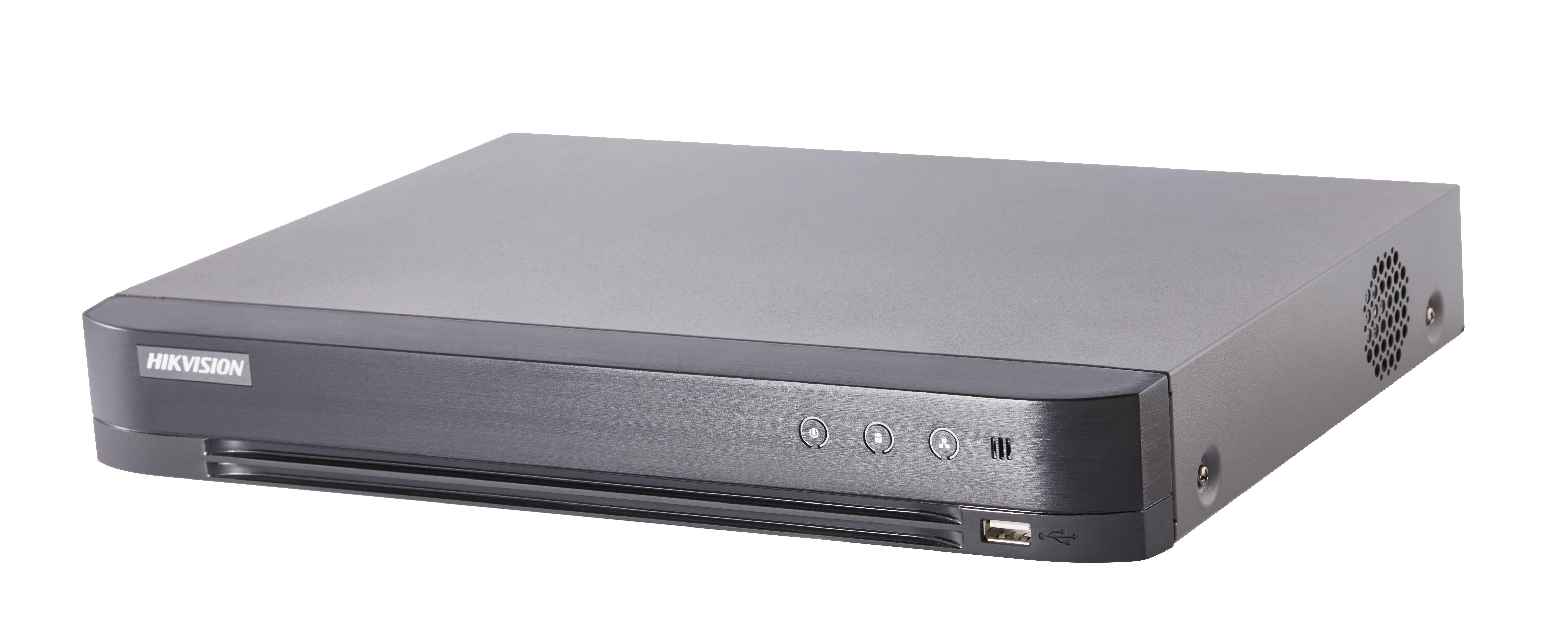 HIKVISION NVR72HU/E TURBO HD 4K 8CH(ANA)/8CH(IP) 1HDD