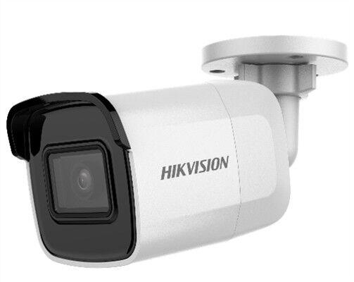 HIKVISION 6MP DF BULLET FIXED 2.8MM IR30 IP67 IK10