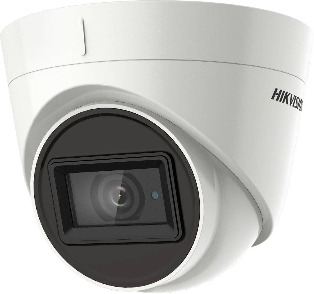 Hikvision 8.3 MP EXIR Outdoor Dome