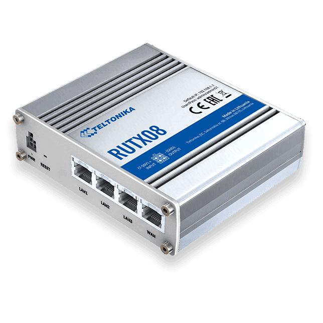 Teltonika 4xGE 10/100/1000 Quad-core CPU 256MB RAM