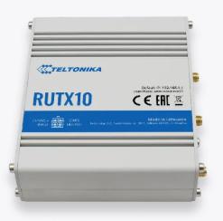 Teltonika 4xGE 10/100/1000 Quad-core CPU 256MB RAM Dual Band