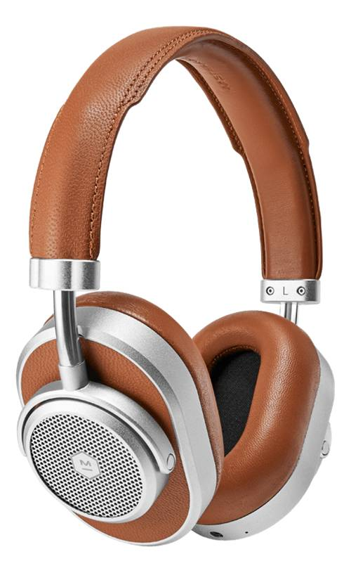 Master & Dynamic MW65 ANC Wireless Overear Brown Silver