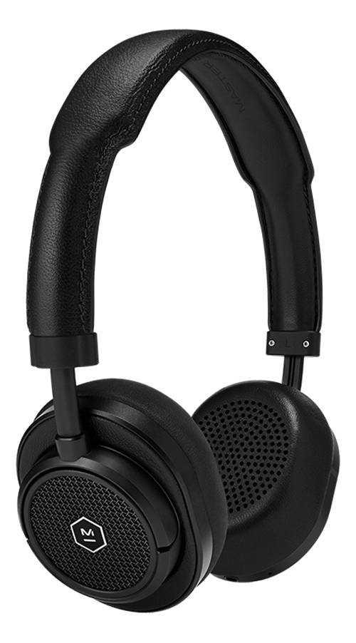 Master & Dynamic MW50+ Wireless On/Over Ear-Black/Black
