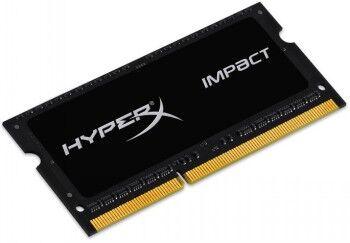 Kingston HyperX Impact, RAM-muisti, SO-DIMM, DDR3L, 4GB, 1866MHz