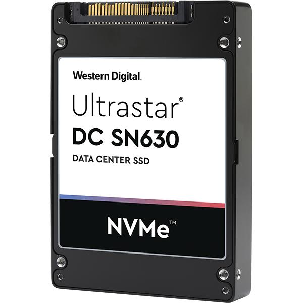 Western Digital SSD SN630 1.92TB PCIe TLC RI BICS3 ISE