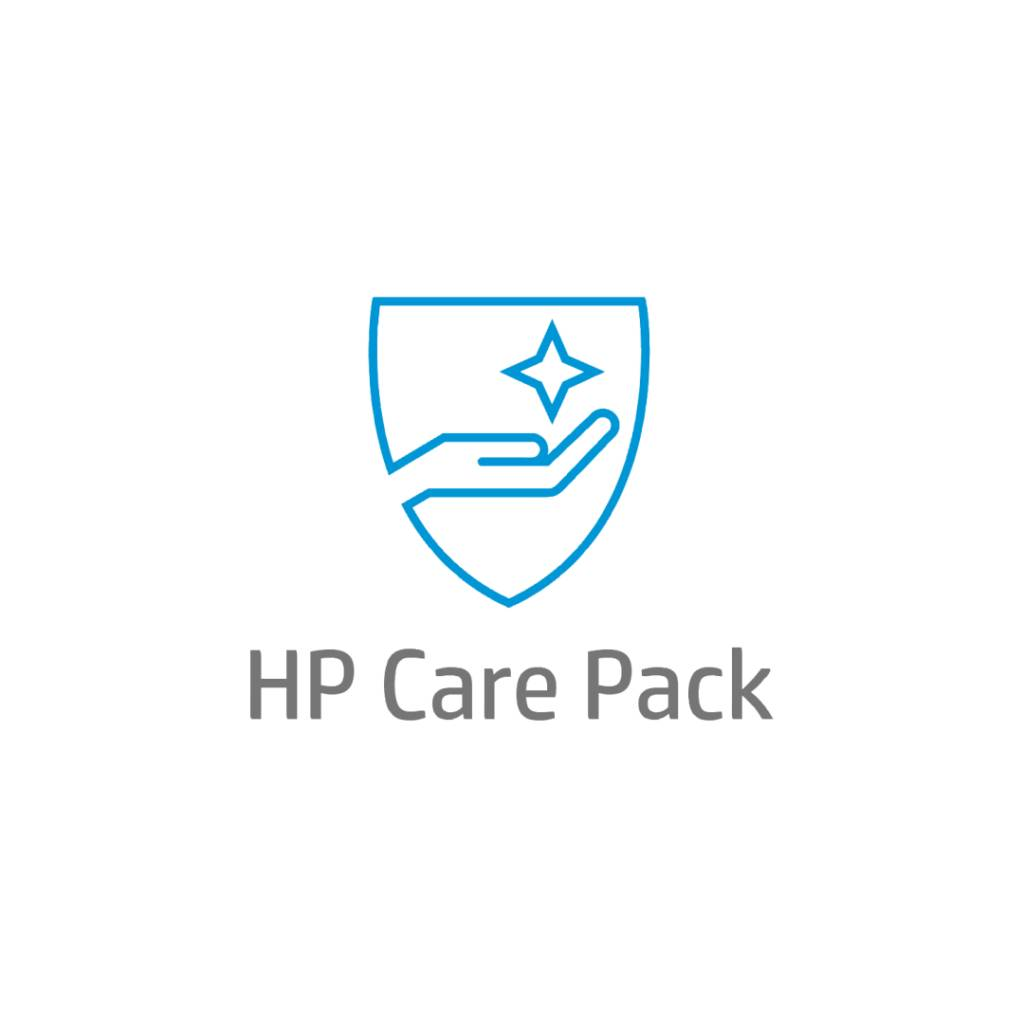 HP ECare Pack 1y PW Travel NextBusDay NB