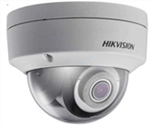 HIKVISION 6MP DF DOME FIXED 2.8MM IR30 IP67 IK10