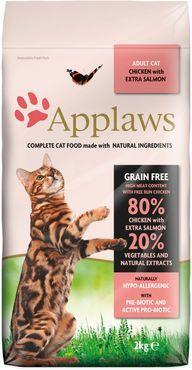 Applaws Kissa Adult Chicken & Salmon 2kg