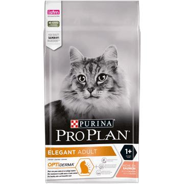 Purina Pro Plan Elegant Adult 1+ OPTIDERMA Salmon 3 kg