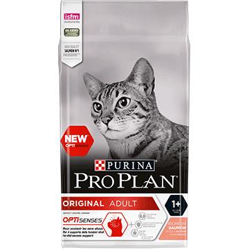 Purina Pro Plan Original Adult OPTISENSES Salmon 3 kg