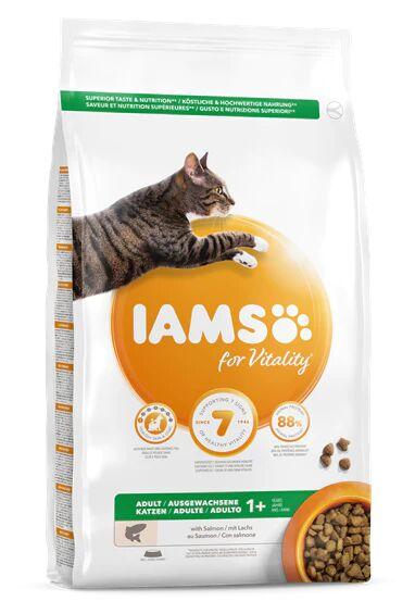 Iams Feline Adult Salmon Dry 3 kg