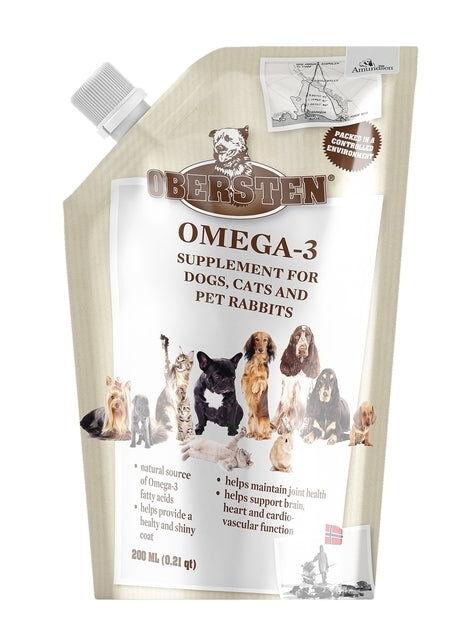 Obersten Omega-3 200 ml