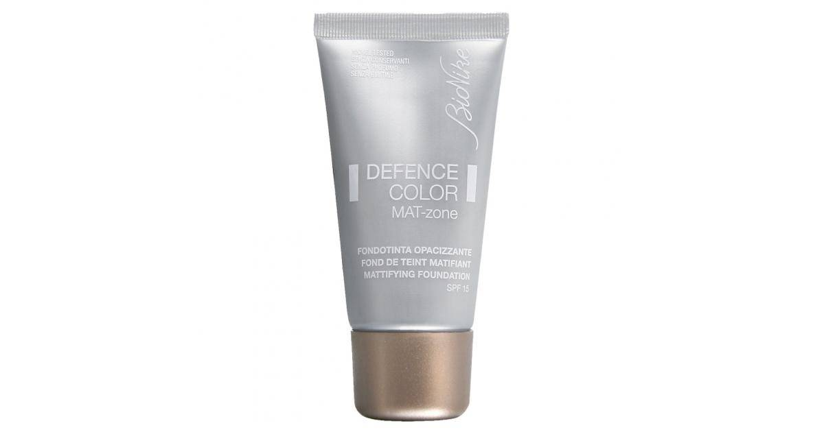 BIONIKE Defence Color Mat-Zone Foundation SPF15 30ml