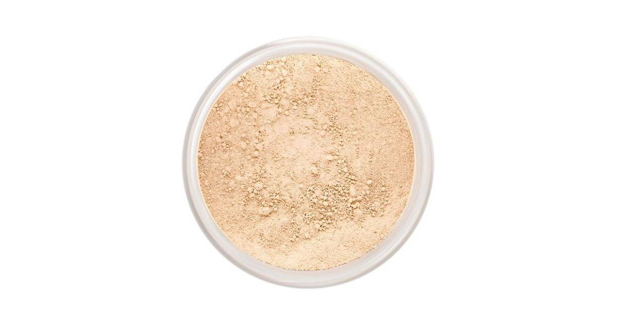 Lily Lolo Mineral Foundation SPF15 Barely Buff 10g